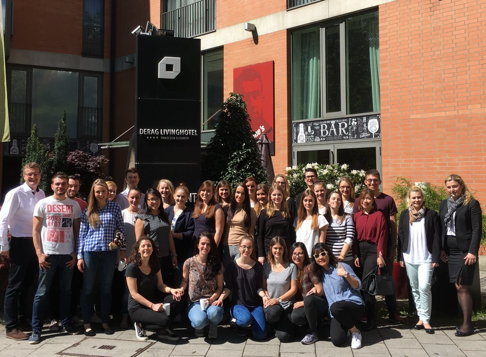 Leadership @ Practice – Hochschule Heilbronn In München Bei DERAG Livinghotels