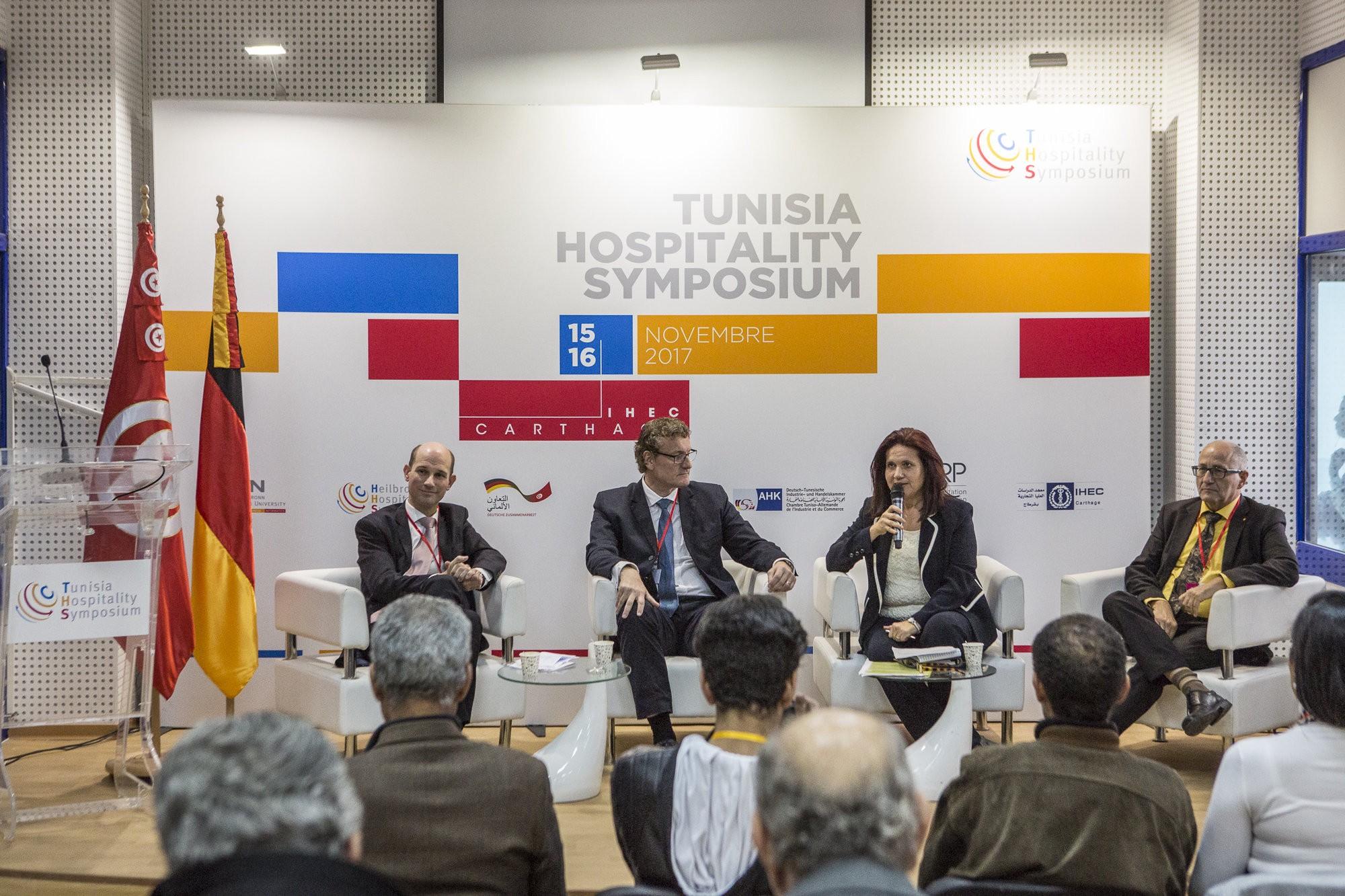 Tunisia Hospitality Symposium – Job2Future