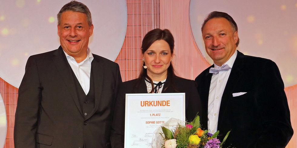 Deutscher Hotel Nachwuchspreis Geht An…