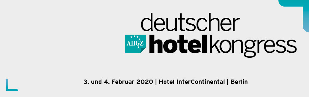 Deutscher Hotelkongress & HotelExpo 2020