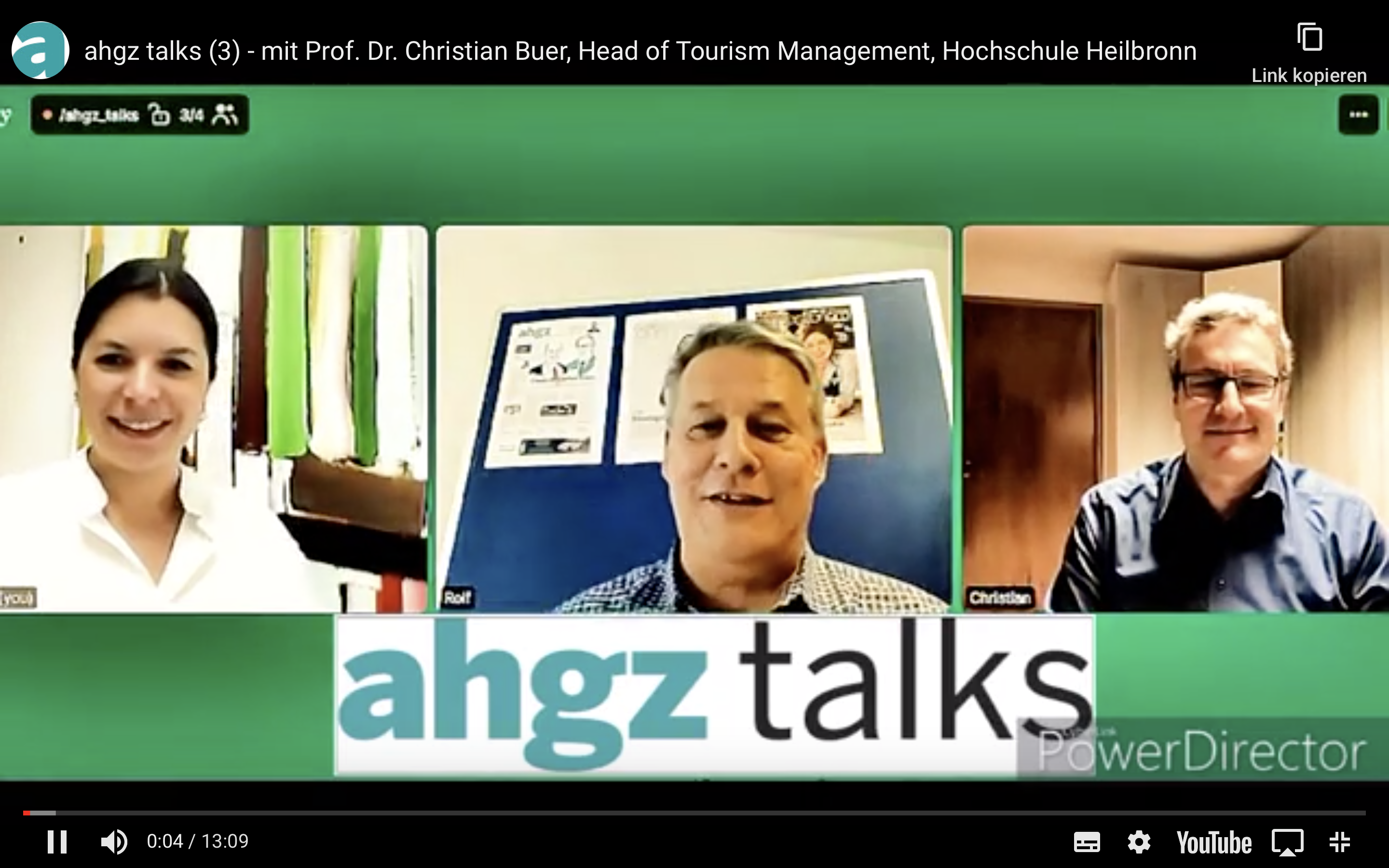 AHGZ Talks